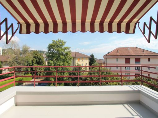 Lausanne – Chailly